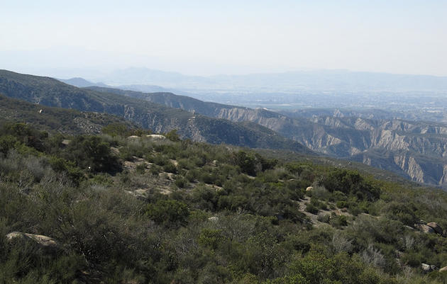 San Jacinto Valley