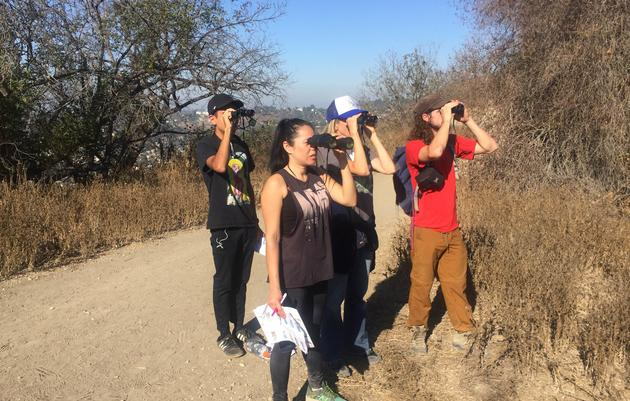 CANCELLED: Community Bird Walk