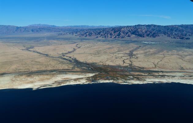 Hope at the Salton Sea