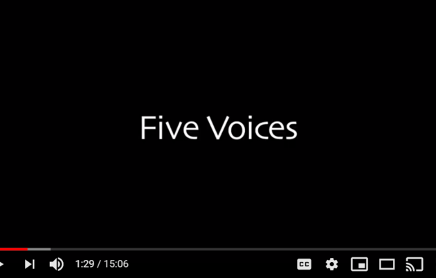 Top 5 Voices of the Birds
