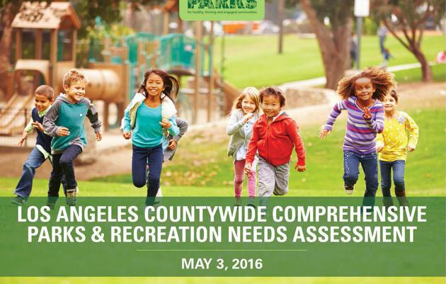 LA County Parks Needs Assessment