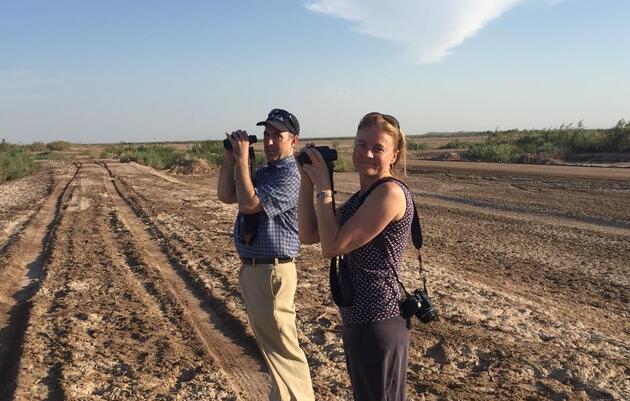 Andrea Jones is fighting for the Salton Sea