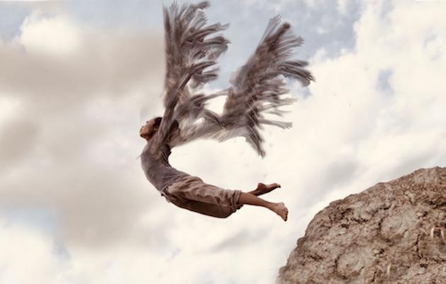 Six Foot Wingspan