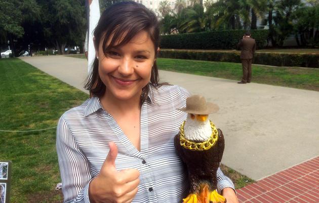 Audubon California Advocacy Day 2016