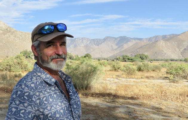 Reed Tollefson: Safeguarding the Kern River Valley