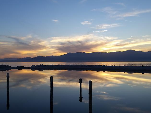 Salton Sea and the way it was