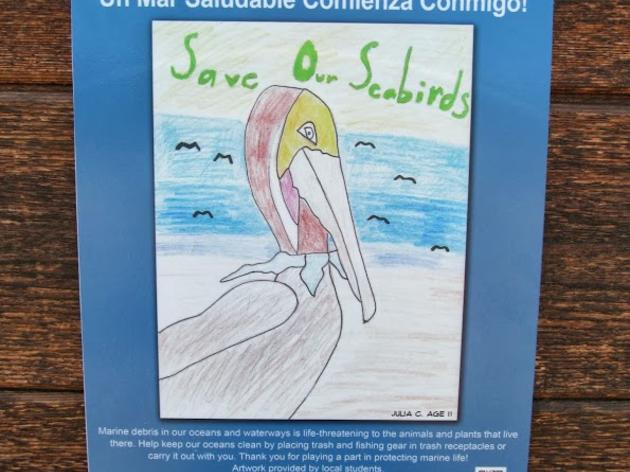 Morro Coast Audubon teaching children the importance of healthy oceans