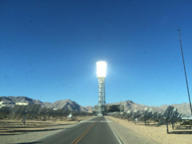 A day at Ivanpah