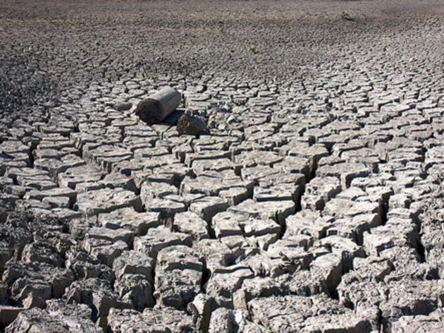 California drought is a dress rehearsal for climate change