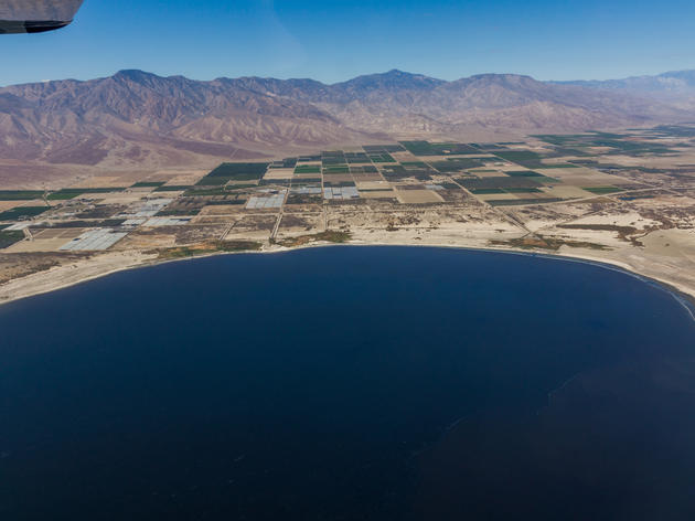 Valley Voice: Salton Sea communities needed relief long before coronavirus