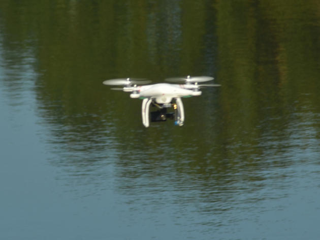 Legislation regulating use of drones in wildlife areas  heads to the Governor's desk