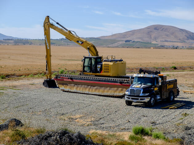 Final Phase of Sonoma Creek Restoration Project Breaks Ground in North Bay