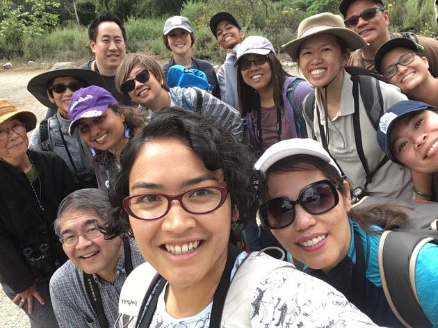 LA Bird Walk Celebrates Asian Pacific American Heritage