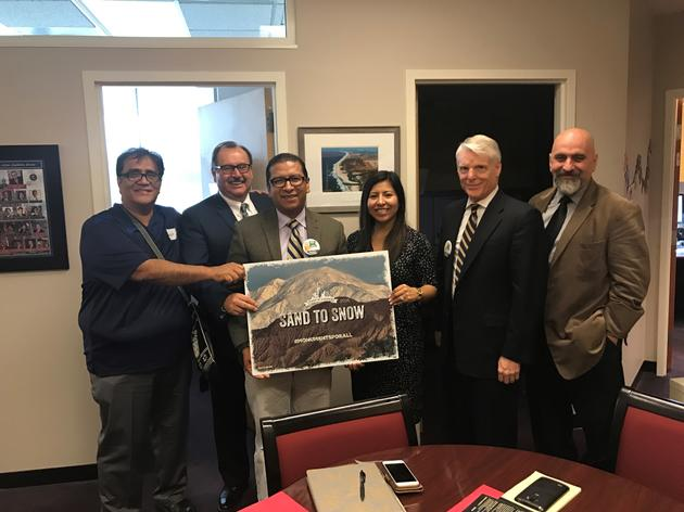 Agenda for 2018 Audubon California Advocacy Day