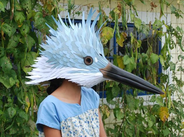 How birdy is your costume?