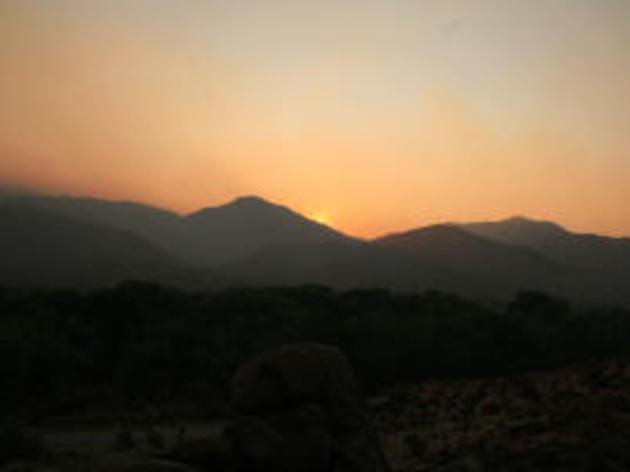 Piute Fire nears Audubon California Kern River Preserve