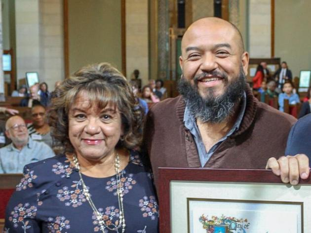 Two Audubon California conservation leaders honored