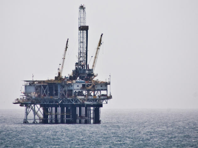 Legislation introduced to block new offshore oil drilling