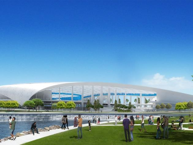 Could LA's new football stadium be a problem for birds?