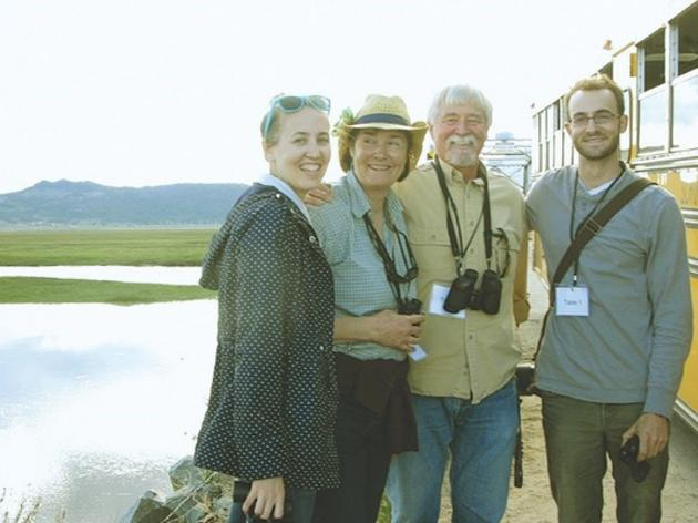 Making birding, conservation and philanthropy a family tradition