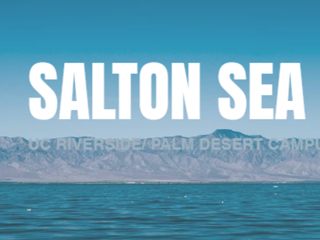 Experts, State Officials and Stakeholders to Gather to Plot Future of Salton Sea