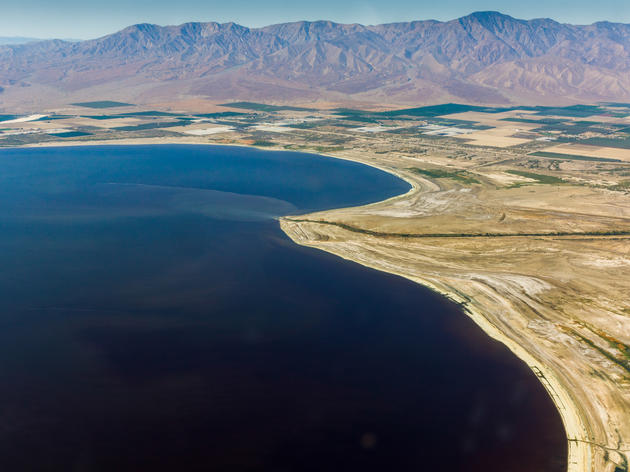 As state makes new commitments on Salton Sea timeline, it will still be judged by its work on the ground