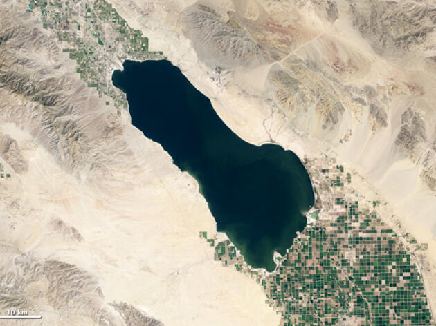 Stop calling the Salton Sea an accident