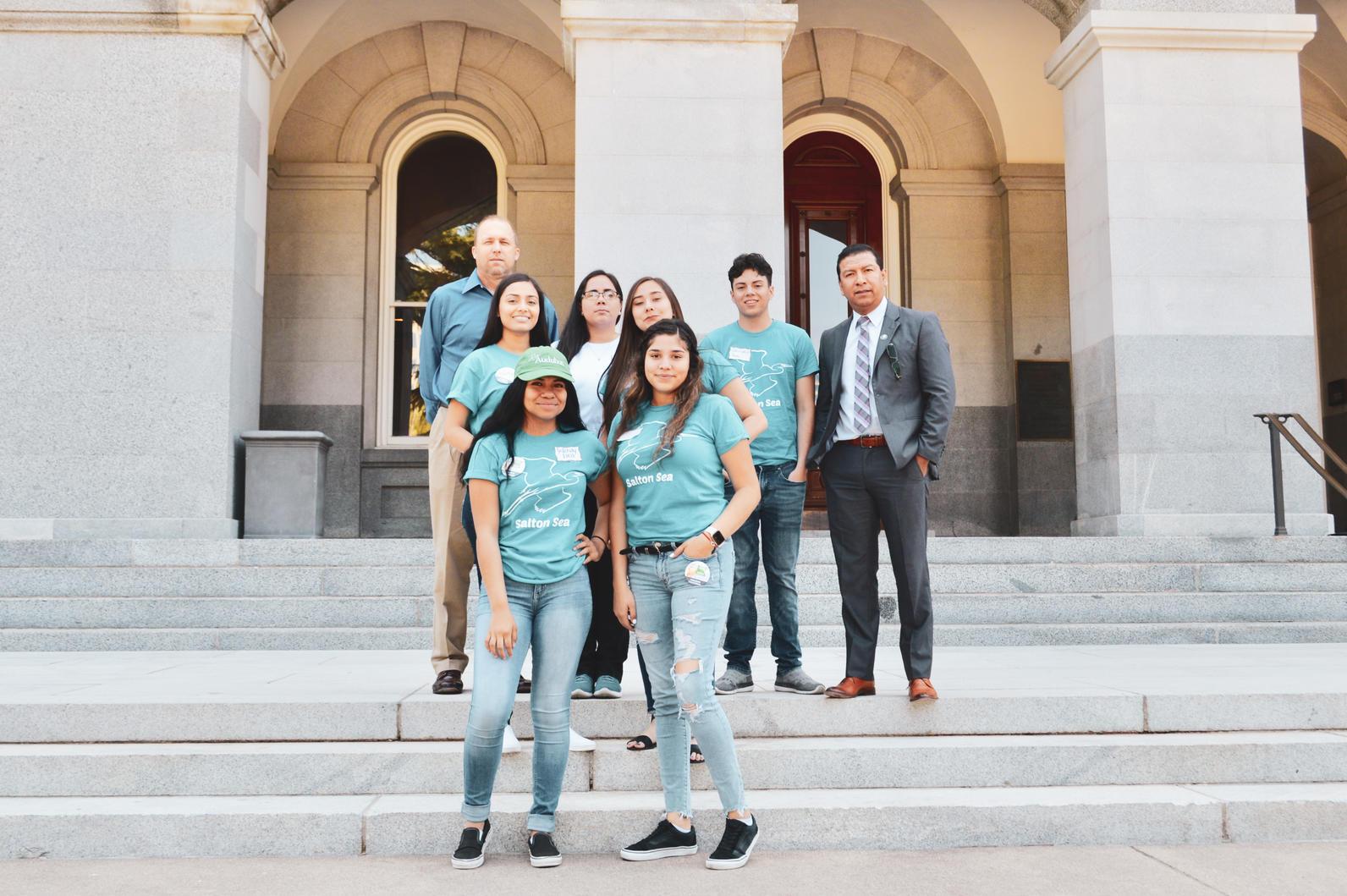 State Capitol Audubon Advocacy Day